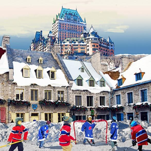 Hockey,Place Royale no.EA04